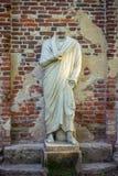 Безглавый памятник Стоковая Фотография