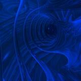 бездна футуристическая Стоковое Изображение RF
