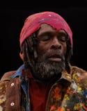 бездомный человек Стоковая Фотография RF