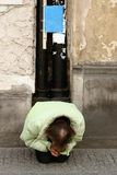 бездомный iv Стоковое Изображение RF