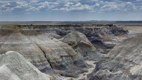 Безжизненный каньон Стоковые Изображения RF