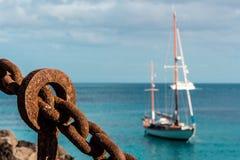 Безопасная гавань стоковое фото rf