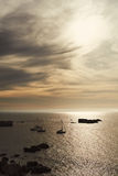 Безопасная гавань Стоковые Изображения RF