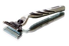 безопасность бритвы Стоковое фото RF
