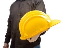 Безопасность в рабочем месте Стоковое фото RF