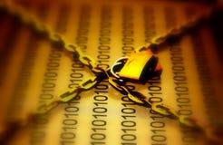 безопасность данных Стоковая Фотография