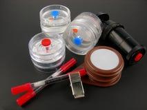 безопасность контроля оборудования Стоковое фото RF