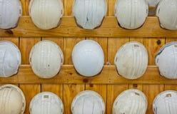 безопасность локера шлема Стоковая Фотография
