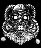 Безопасность маски Стоковые Фото
