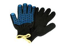 безопасность перчаток стоковые изображения