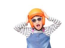 Безопасность прежде всего шлема Стоковое Фото