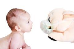 безопасность свиньи гриппа стоковое изображение