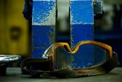 безопасность фабрики Стоковое Фото