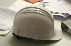 безопасность шлема Стоковые Изображения RF