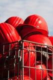 безопасность шлемов Стоковая Фотография RF