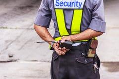Безопасность Стоковое фото RF