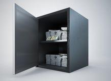 Безопасные деньги Стоковое Изображение RF