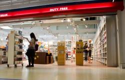 безпошлинный индюк магазина блесков istanbul Стоковое Фото