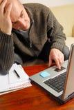 безработные Стоковое Изображение RF