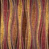 Безшовная абстрактная деревянная картина Стоковая Фотография RF