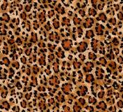 Безшовная абстрактная картина на текстуре леопарда кожи, змейка стоковое фото rf