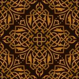 Безшовная абстрактная картина украшения Стоковая Фотография