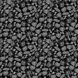 Безшовная абстрактная картина Стоковые Фотографии RF
