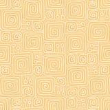 Безшовная абстрактная картина Стоковые Фото
