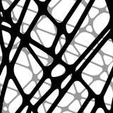Безшовная абстрактная объемная прозрачная предпосылка Стоковое фото RF