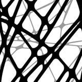 Безшовная абстрактная объемная прозрачная предпосылка Стоковая Фотография