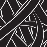Безшовная абстрактная предпосылка с нашивками Стоковые Изображения