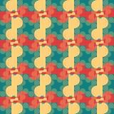 Безшовная абстрактная предпосылка Стоковое фото RF