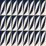 Безшовная абстрактная ретро картина иллюстрация вектора
