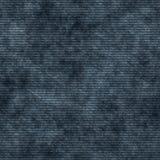 Безшовная высокомарочная голубая текстура предпосылки демикотона Стоковое Изображение RF