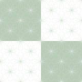 Безшовная геометрическая иллюстрация вектора орнамента Стоковое Изображение RF