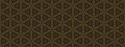 Безшовная геометрическая картина, абстрактная предпосылка для вашего дизайна Простые геометрические формы в темной предпосылке ве стоковое фото rf