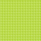 Безшовная геометрическая картина в тенях зеленого цвета Стоковая Фотография