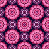 Безшовная геометрическая картина предпосылки Стоковое Изображение RF
