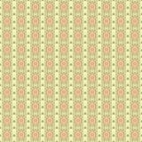 Безшовная геометрическая картина Стоковые Фотографии RF