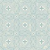 Безшовная геометрическая картина. Стоковая Фотография RF