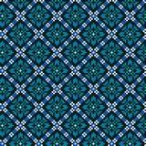 Безшовная геометрическая картина Стоковая Фотография RF