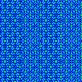 Безшовная геометрическая картина Стоковые Фото