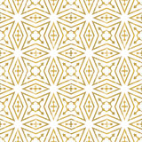 Безшовная геометрическая картина tiling Стоковое Изображение RF