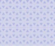 Безшовная геометрическая черно-белая предпосылка нашивок, простая картина Стоковое Изображение