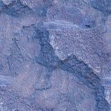 Безшовная голубая предпосылка гранита геологохимический, текстура Стоковые Изображения RF