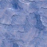 Безшовная голубая предпосылка гранита геологохимический, текстура Стоковые Изображения