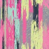 Безшовная декоративная предпосылка с абстрактной картиной печать Дизайн ткани, обои иллюстрация вектора