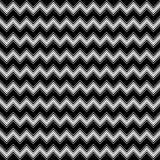 Безшовная декоративная предпосылка с с линиями зигзага иллюстрация вектора