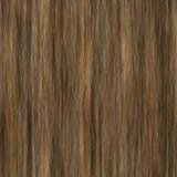 Безшовная деревянная коричневая текстура планки части Стоковые Изображения
