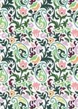 Безшовная жизнерадостная весна картины Стоковое Изображение